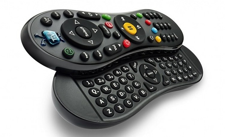 TiVo's new Slide Pro Remote pairs nicely with your Roamio, costs $50
