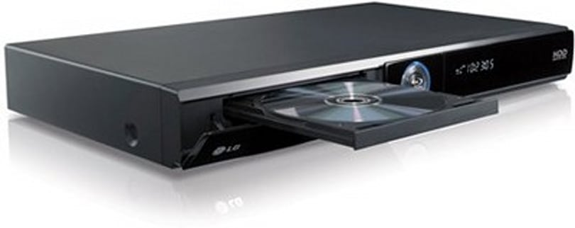 LG's HR400 Profile 2.0 Blu-ray recorder gets outed