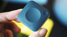 Pebble's first non-watch is basically a next-gen iPod Shuffle
