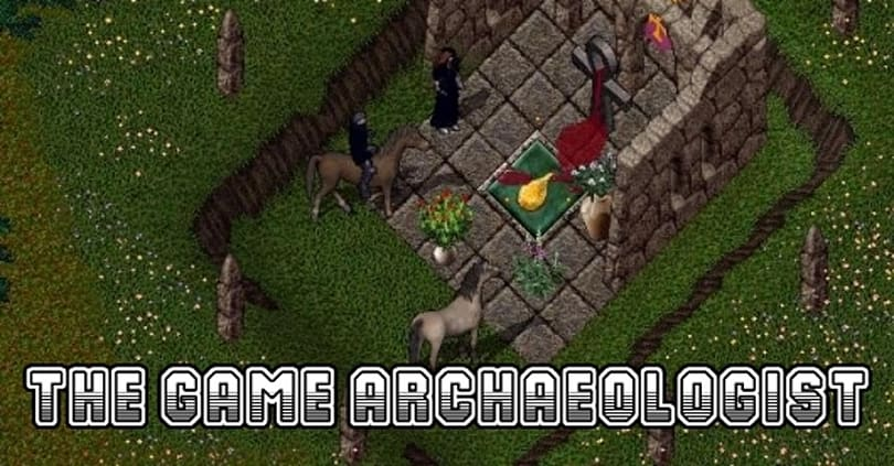 The Game Archaeologist: Ultima Online field report