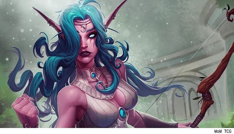 Aiding the Alliance: Tyrande Whisperwind and Malfurion Stormrage