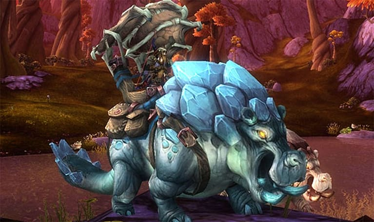 Guide to new mounts in Warlords of Draenor