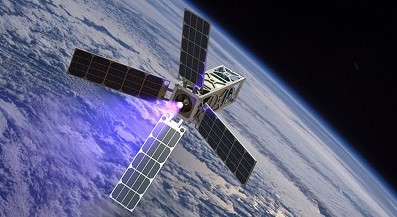 Plasma thruster could propel small satellites into deep space for cheap