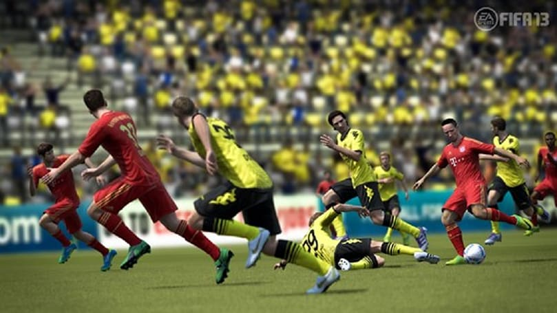 Of course FIFA 13 is biggest thing since FIFA 12 in UK, PS3 'Super Slim' helps hardware