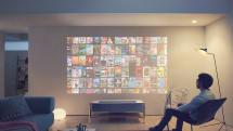 動画:Life Space UXコンセプト、超短焦点4Kプロジェクター「It's all here」発表。ソニーの考えるコンテンツとの出会い方:CES 2017