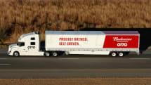 バドワイザーの自動運転トラックが190kmの輸送実験に成功。ビール2000ケースを積載しコロラド州縦断