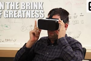 On the Brink of Greatness: Virtual Reality