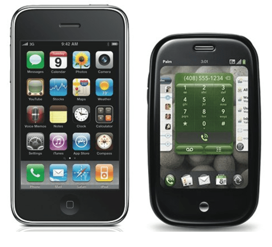 New study says Palm Pre second only to iPhone 3GS in mindshare
