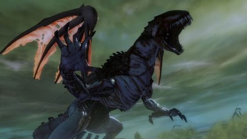 A dragon rises in Guild Wars 2's next update
