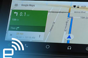 Hands On with Android Auto