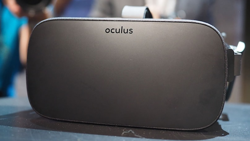 Oculus begins shipping the finished Rift to developers