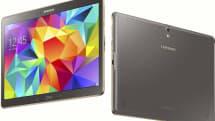 サムスンGalaxy Tab S 発表、2560x1600スーパー有機EL採用のフラッグシップ。8.4型399ドルから