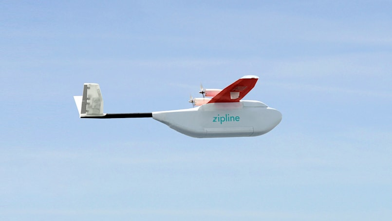 Rwanda will get drone-delivered medical aid in July
