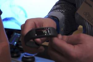 Garmin Vivofit Hands-on
