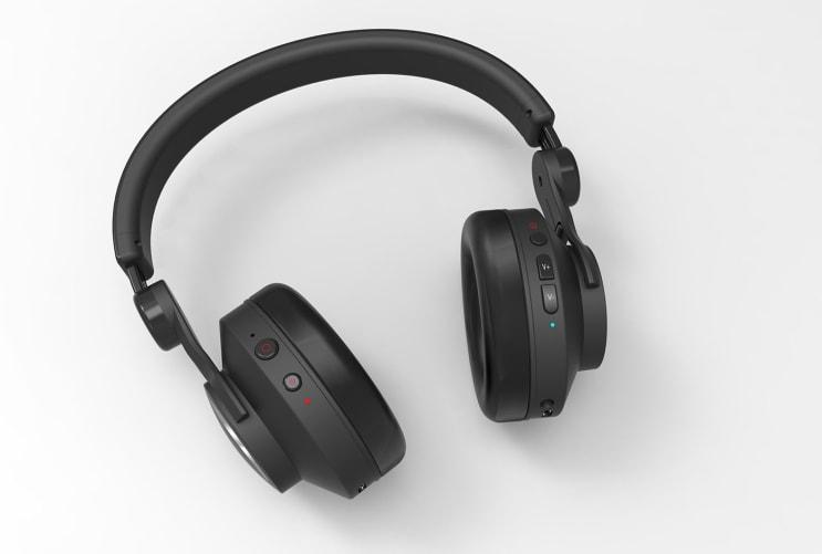 altec lansing 39 s dj headphones pack a camera for livestreaming. Black Bedroom Furniture Sets. Home Design Ideas