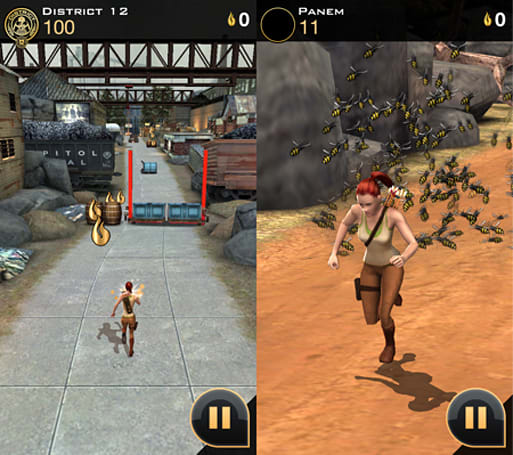 Daily iPad App: Stretch your legs with The Hunger Games: Panem Run