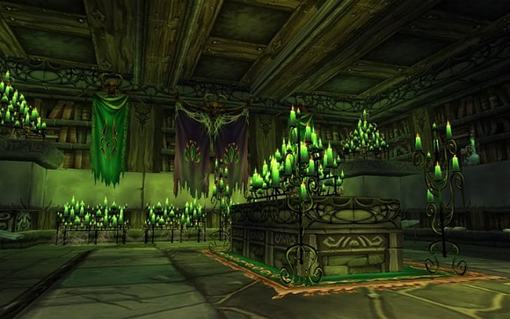 BlizzCon 2011: Heroic Scholomance and Scarlet Monastery redesign