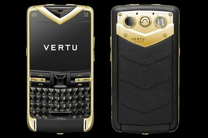 Murtazin: next Vertu blingphone will run Android, stoop to Rolex-style pricing (updated)