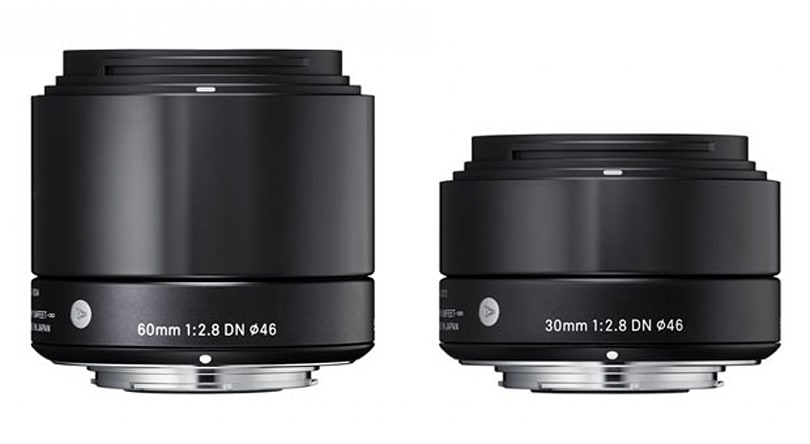 Sigma unveils three new MFT and Sony E-Mount lenses