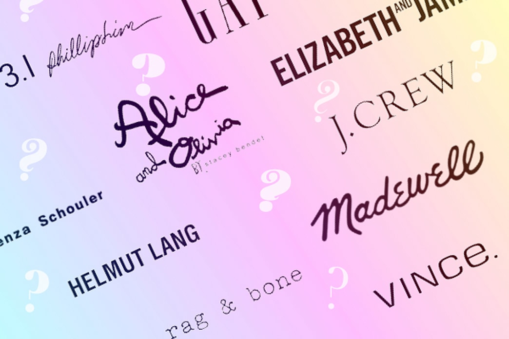 The real stories behind these 10 mysterious designer names