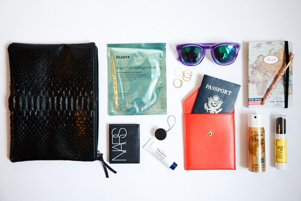 The Spicy Stiletto's Carry-On Beauty Essentials