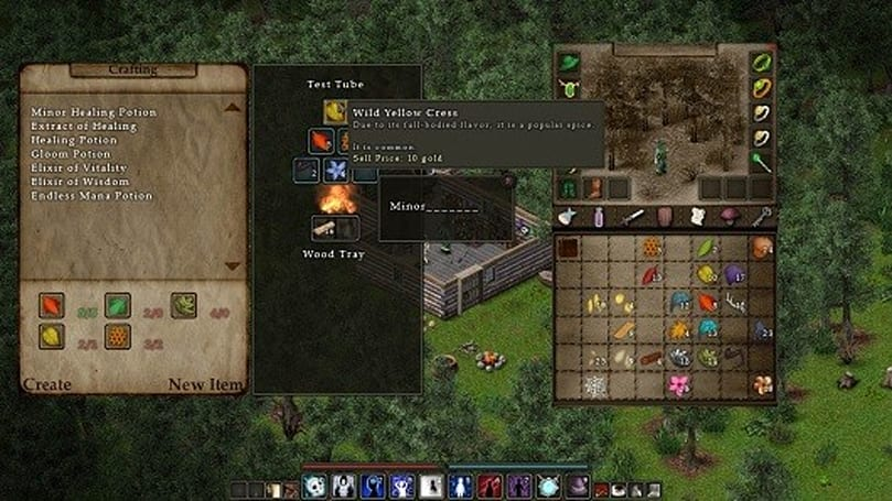 Open-world fantasy RPG Balrum ventures to Kickstarter, shows off level editor