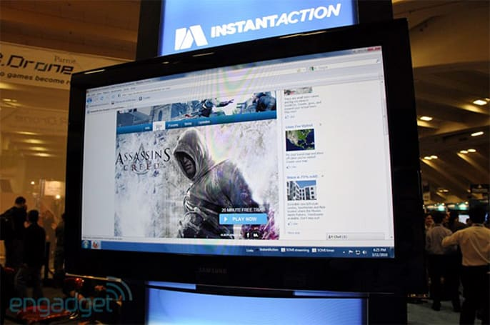InstantAction dies in an instant, future of embedded gaming looks questionable