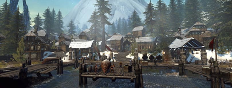 Neverwinter's next expansion heads to Icewind Dale