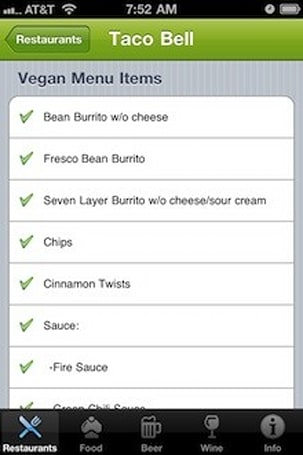 Essential iPhone apps for vegans