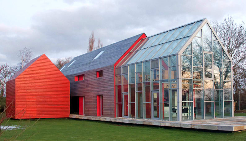 6 shape-shifting homes that give new meaning to the word 'transformer'