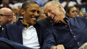 A Look Back on the Obama-Biden Bromance