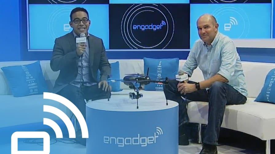 In Conversation with Chris Anderson - CEO, 3D Robotics