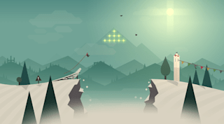 Peaceful snowboarding game 'Alto's Adventure' coming to Android