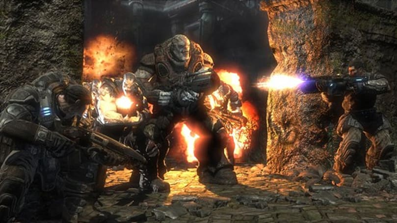 See how the other half lives in Gears of War 3 'Beast Mode' footage