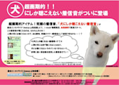 Ringtones for dogs coming to Japanese cellphones