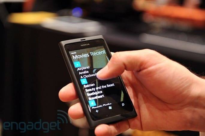 Plex for Windows Phone 7 client hands-on (video)