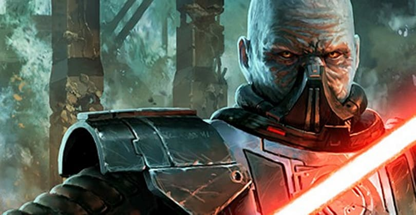 Hands-on with SWTOR's next book: Deceived