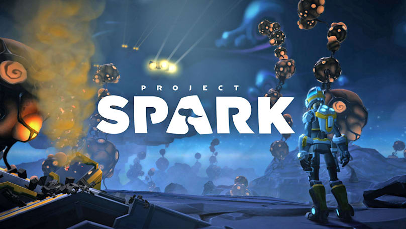 The sun sets on Xbox's 'Project Spark' game creation tool