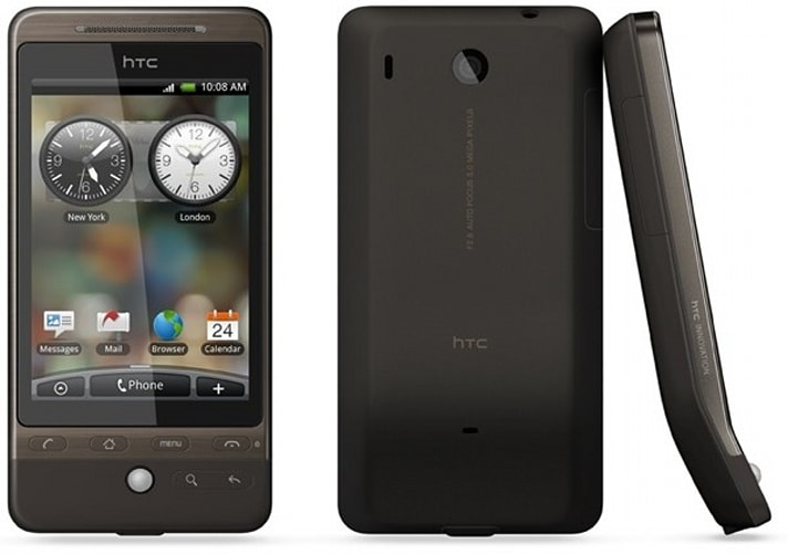HTC Hero running Android and Sense UI leaks from HTC's own website ...