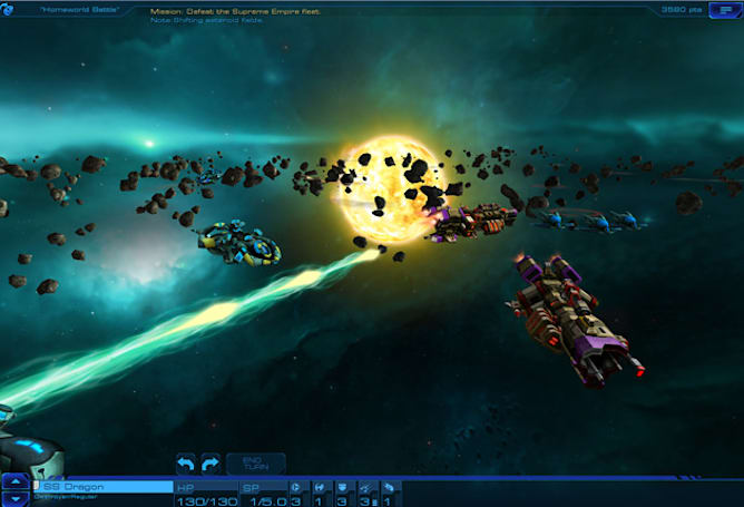 Sid Meier's next exploration game has you roving the galaxy