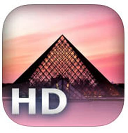 Louvre HD: Tour the world's great art from your iOS device