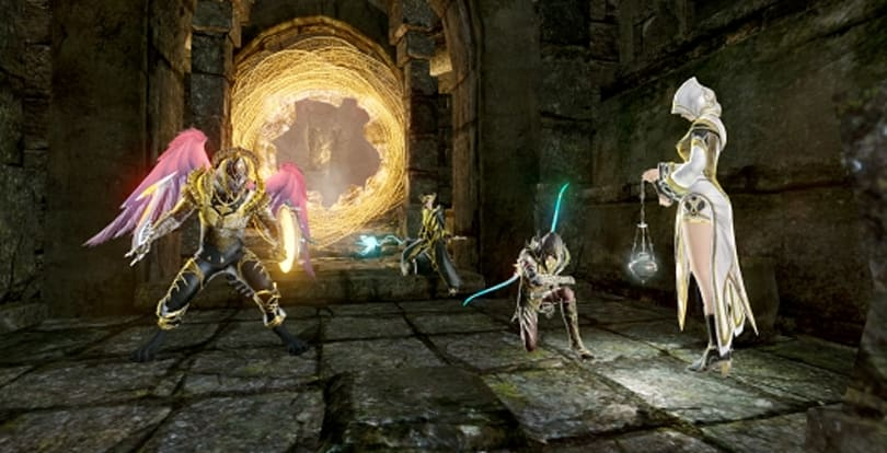 ArcheAge tosses its end-of-holiday update on the test server