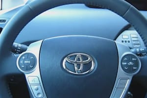 Prius Plug-in Hybrid Interior