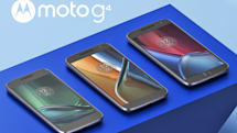 Motorola just announced three new Moto Gs