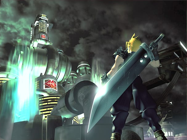 'Final Fantasy VII' is out today on PlayStation 4