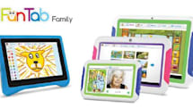 Ematic FunTab Family tablet range running Android 4.0 launches at CES