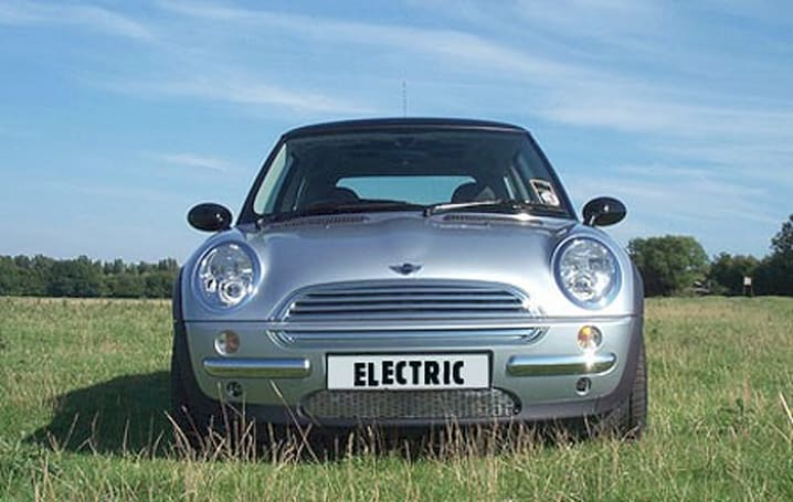 500 electric Minis to go on sale in California