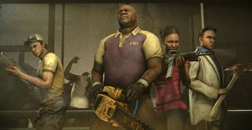 Linux Left 4 Dead 2 outperforms Direct X Windows version