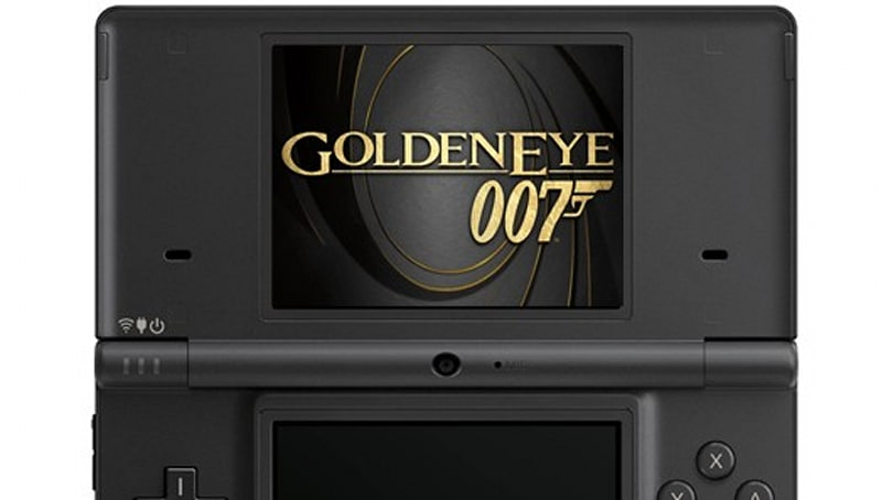New GoldenEye 007 also coming to DS this year