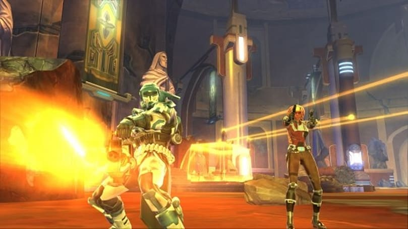 BioWare: The Old Republic will be 'one of the biggest launches ever in the history of gaming'